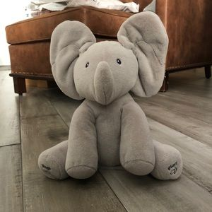 Other - GUND baby Flappy the elephant sing and play